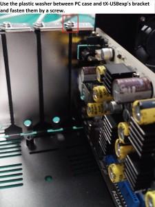 플라스틱 와샤_tX-USBexp