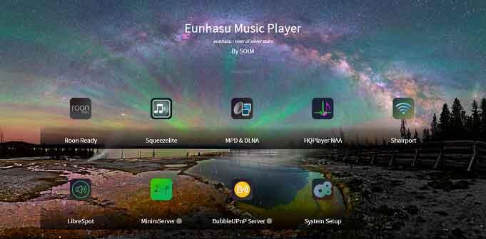 Eunhasu FW ver 4 57 will be updated soon! – SOtM – English